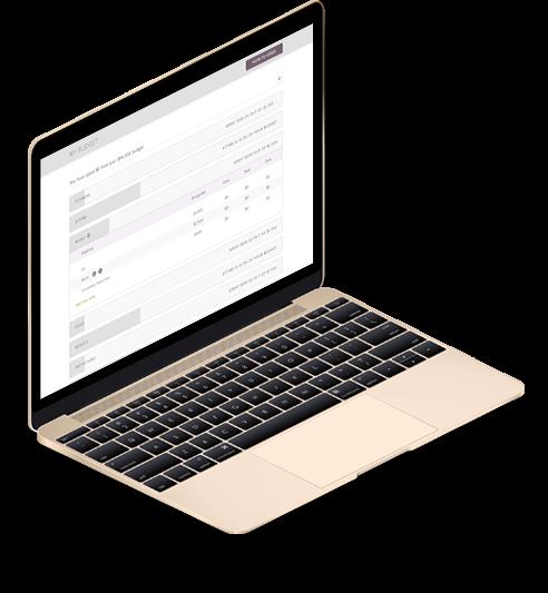 eWedding desktop